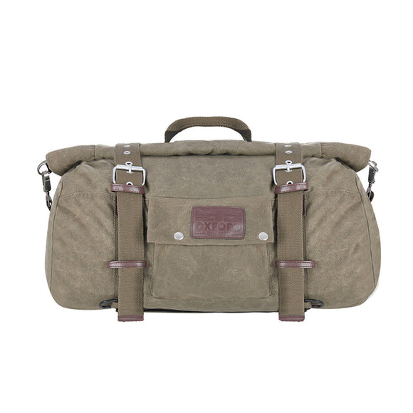 OXFORD HERITAGE 30L ROLL BAG KHAKI