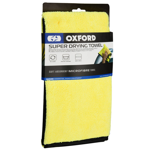 OXFORD SUPER DRYING TOWEL YEL