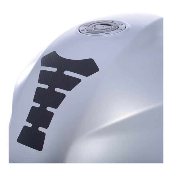 OXFORD EMBOSSED CARBON ORIGINAL TANK PROTECTOR ( NEW )