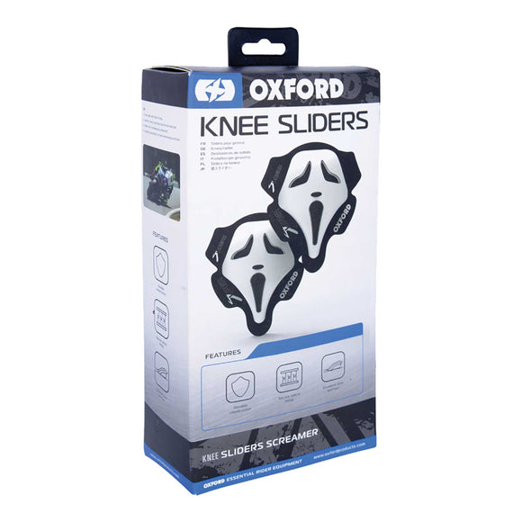 OXFORD SPINE TANK PAD CLEAR  (NEW)