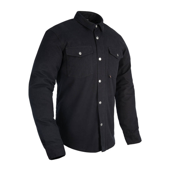 OXFORD KICKBACK 2.0 KEVLAR SHIRT - BLACK