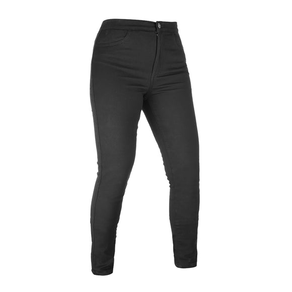 OXFORD LADIES SUPER JEGGINGS - BLACK