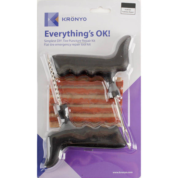 KRONYO PUNCTURE REPAIR KIT SEAL STRING (5 string pack)