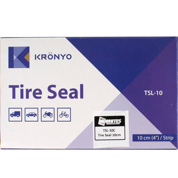 KRONYO TYRE SEAL STRINGS - BULK PACK (10 SHEETS/100PCS)