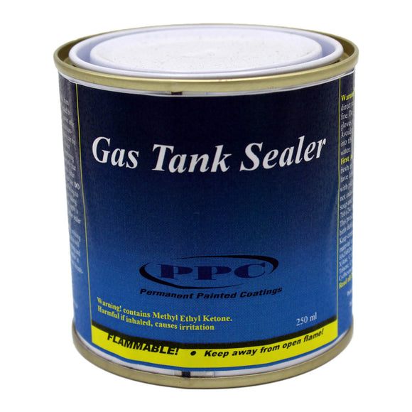 POR15 250ml TANK SEALER ONLY