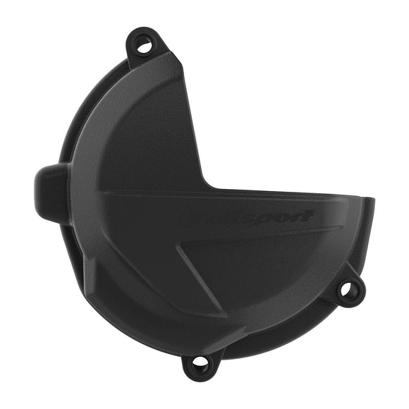 CLUTCH COVER PROTECTOR BETA BLK RR 250/300 18-20
