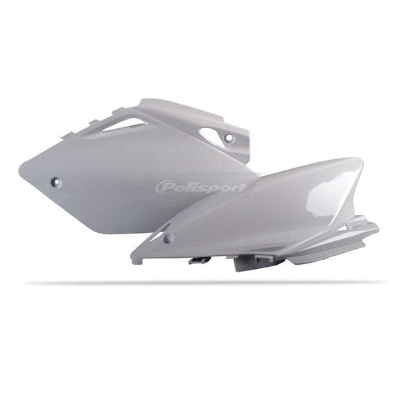 SIDE PANELS HON CRF450 05-06 WHT