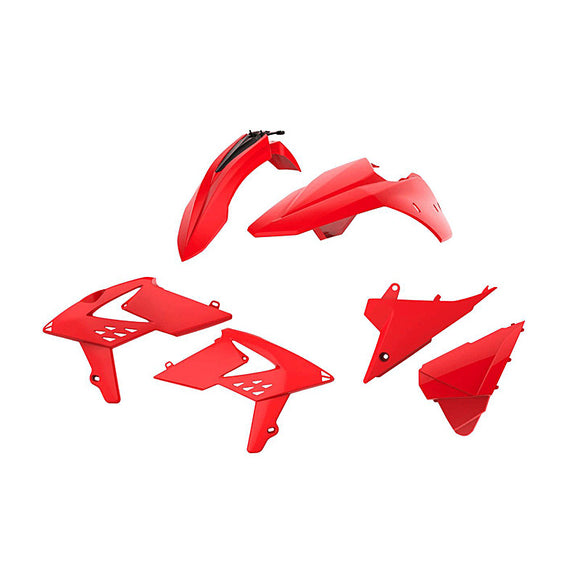 POLISPORT KIT BETA RR 13-17 OEM RED