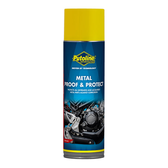 PUTOLINE METAL PROOF & PROTECT SPRAY 500ML (74450) *12