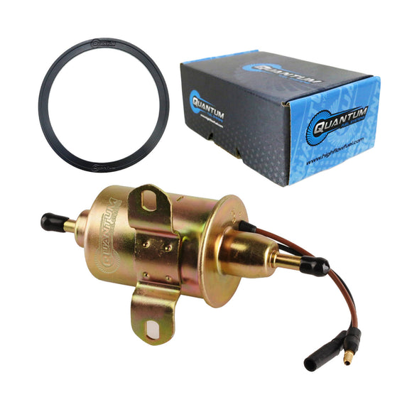 QUANTUM DIESEL FRAME-MOUNTED ELECTRIC FUEL PUMP W/ TANK SEAL