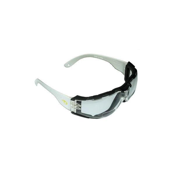 ROCKY CREEK BI-FOCAL MOTORCYCLE RIDING GLASSES CLEAR 2.0