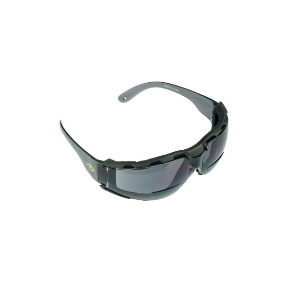 ROCKY CREEK BI-FOCAL MOTORCYCLE RIDING GLASSES SMOKE 2.5