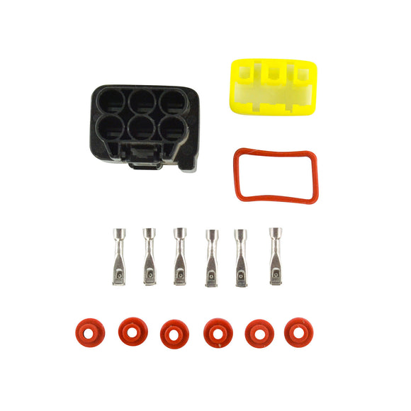 CONNECTOR KIT HON/KAW/SUZ/YAM ATV,UTV & M/C 98-18