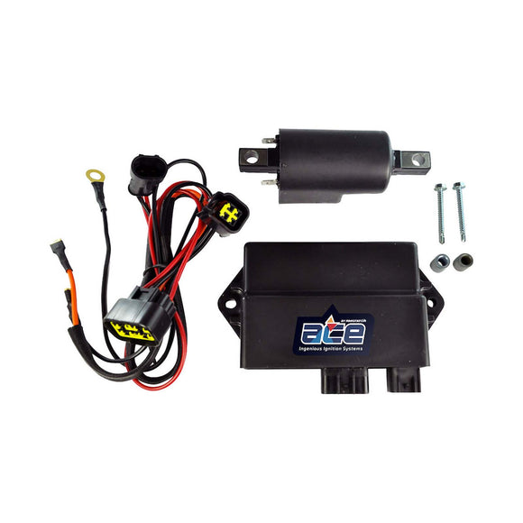 IGNITION CONV KIT AC TO DC POL 600 / 700 2002-2006 (RM22957)