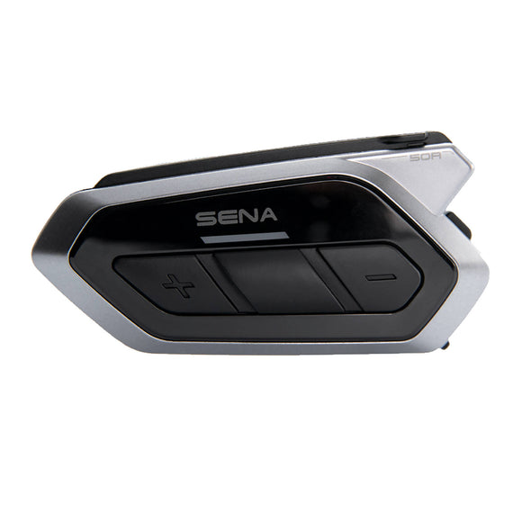 SENA 50R MESH INTERCOM BLUETOOTH HEADSET (DUAL)