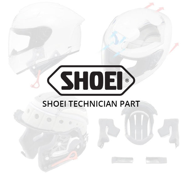 SHOEI GT-AIR II CENTRE PAD TYPE-N S13
