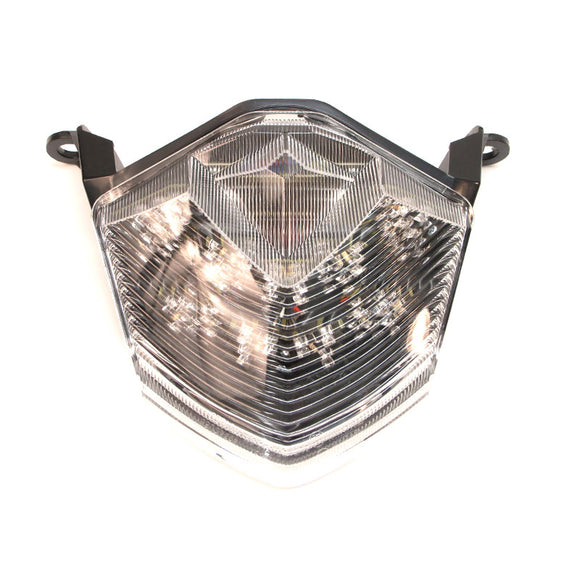 WHITES TAIL LIGHT LED WITH IND. KAW ZX10R 08/Z750/1000 07-08