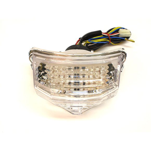 WHITES TAIL LIGHT LED WITH IND. YAM FZ6 Fazer 04-08