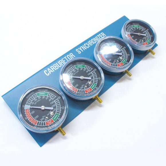 WHITES CARBURETTOR VACUUM GAUGE SET