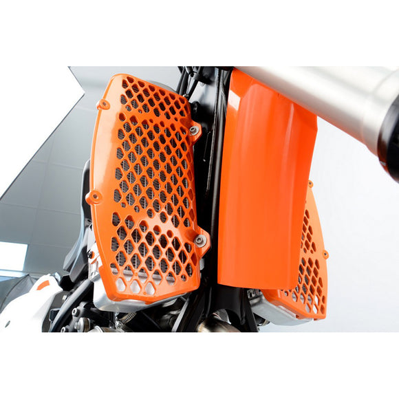 TRAIL TECH RADIATOR GUARDS KTM 16- / HUSQ ORG