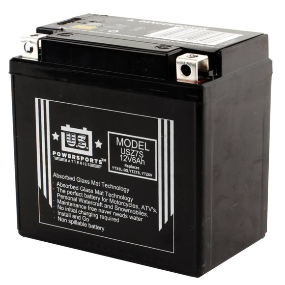 USPS AGM BATTERY USZ7S   YTX5L-BS  *10