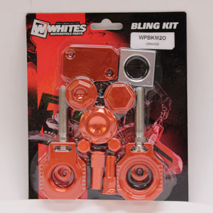 WHITES BLING KIT BKM2 ORG KTM SX/SXF 125-450 13-15
