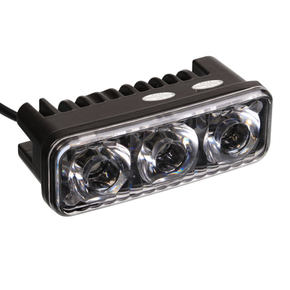 WHITES LED MINI SPOT/FLOOD 3 1/2