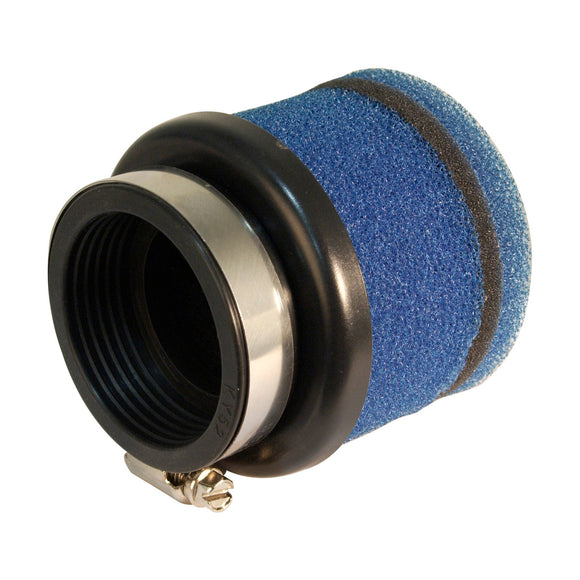 WHITES FOAM CLAMP-ON AIR FILTER 48mm ID