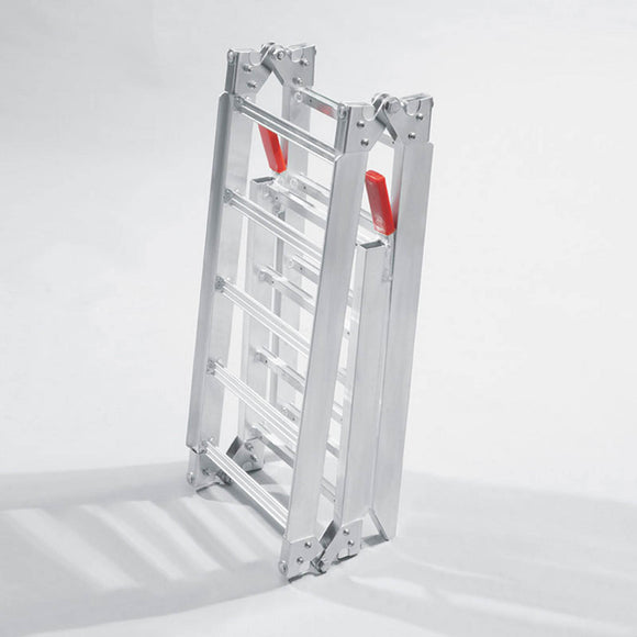 WHITES 015A ALLOY RAMP TRI FOLD 200x30cm 270kg rated
