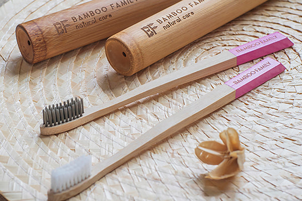 Order ecological toothbrushes with subscription order