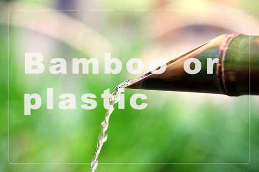 Why choose bamboo over plastic?