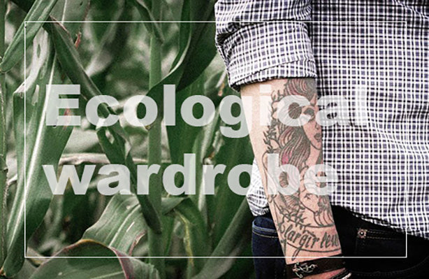6 ways to get more ecological wardrobe