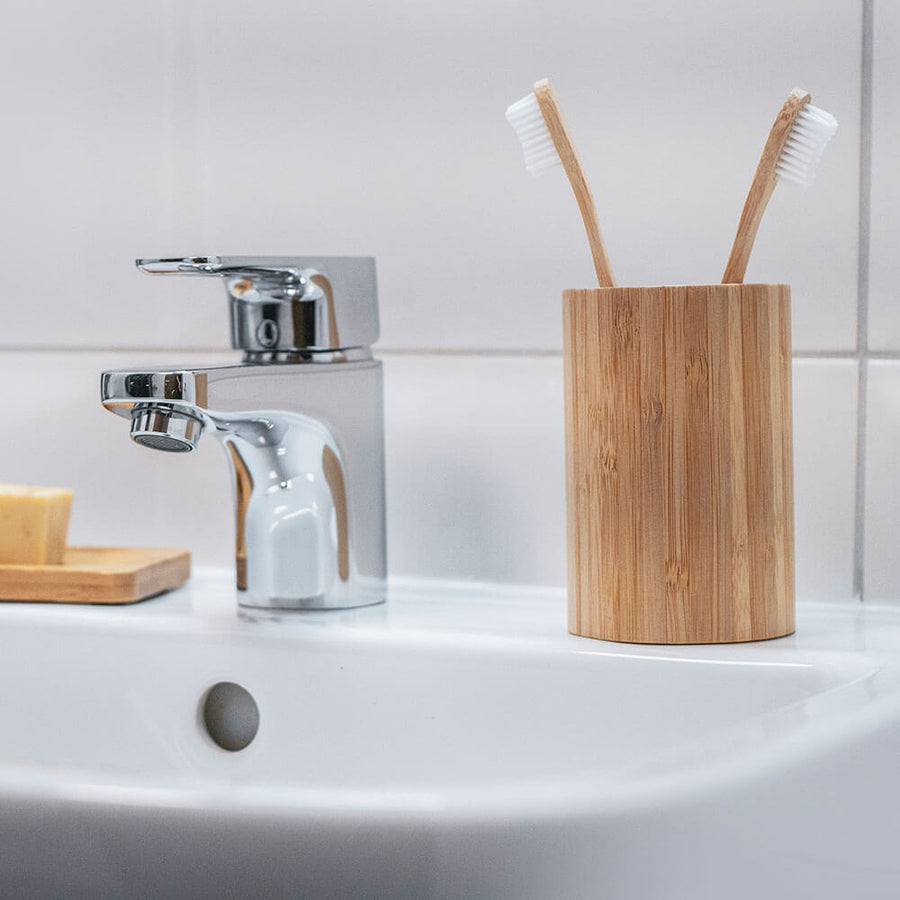 Toothbrush Holder - Bamboofamily.fi