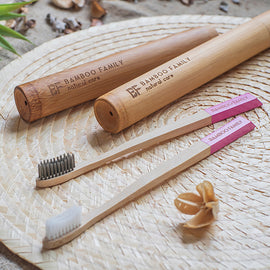 Bamboo Toothbrush Subscription Order - Bamboofamily.fi