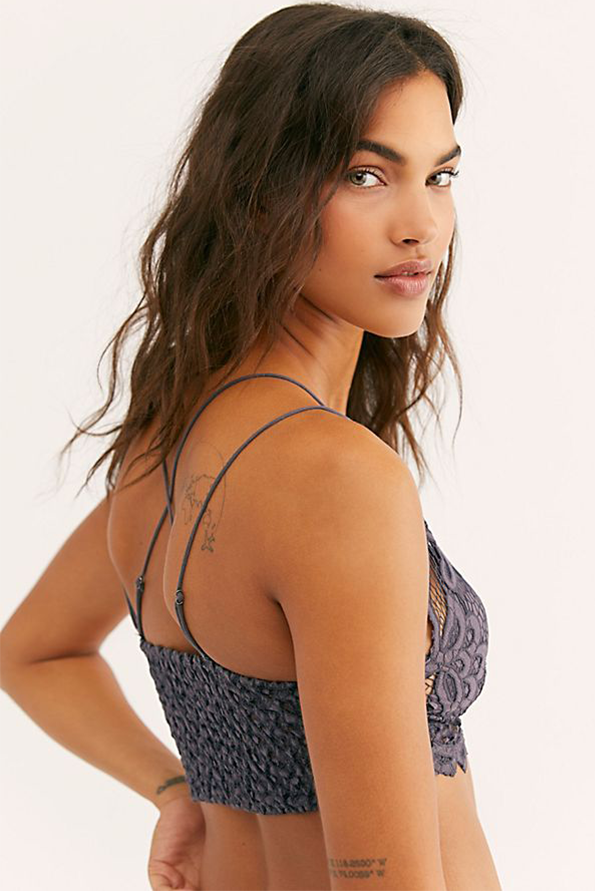 Free People Adella Bra - gilt+gossamer