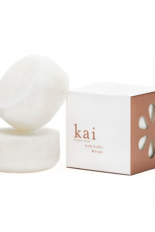 Kai Body Buffer - gilt+gossamer