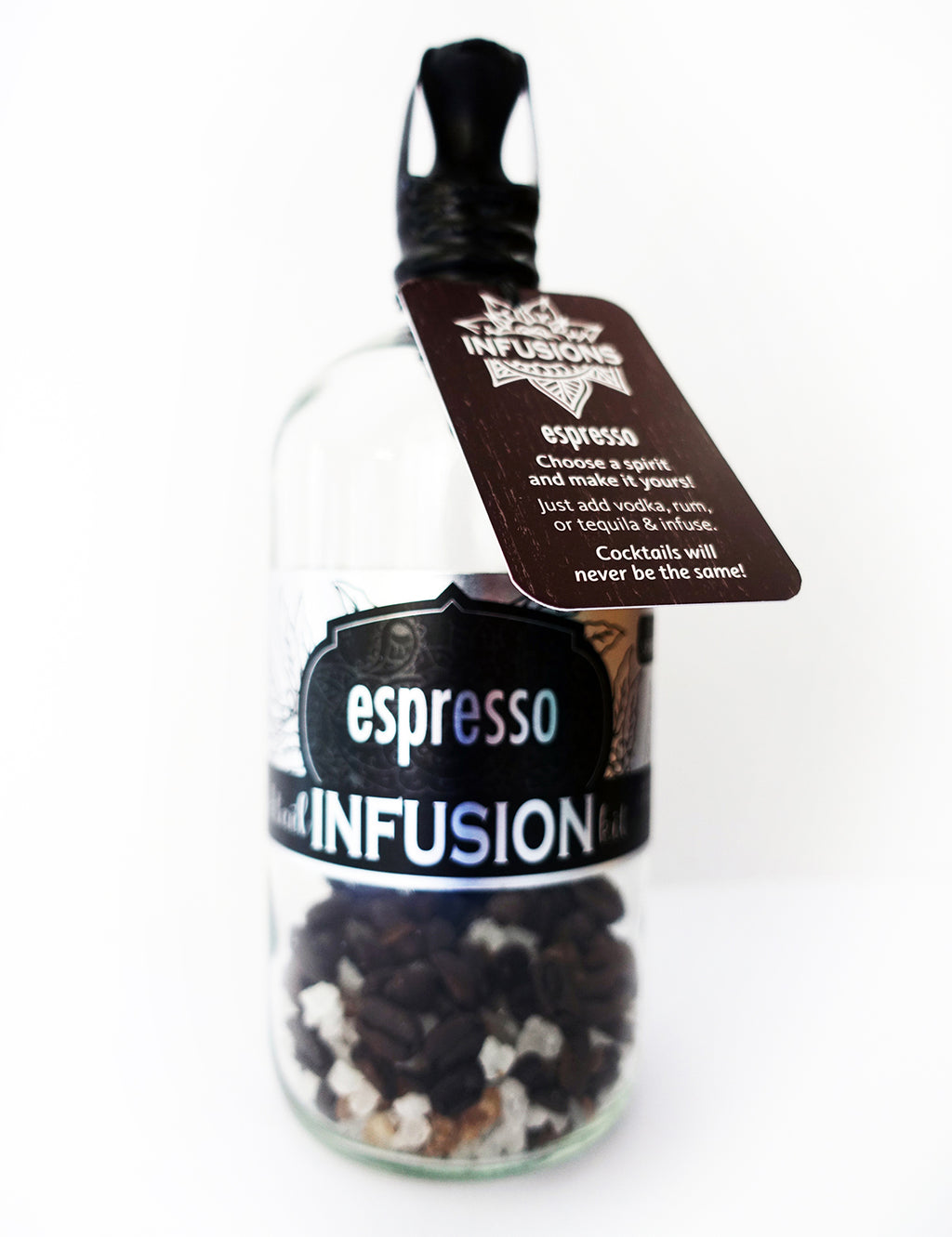 Espresso Cocktail Infusion - gilt+gossamer