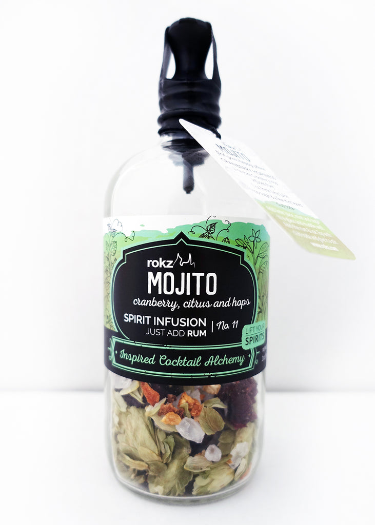mojito cocktail infusion