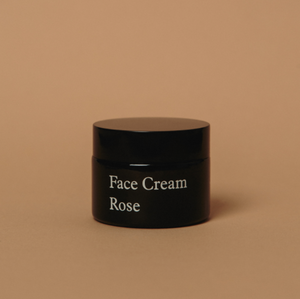 Face Cream Rose MALINNA