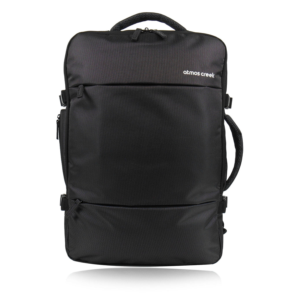 be200bd20 Carry on expandable travel backpack with laptop compartment Atmos Creek