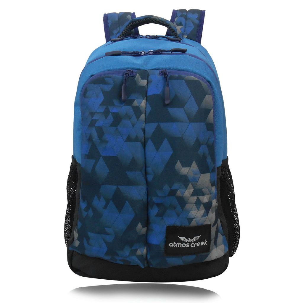 "Atmos Creek STAN Double barrel Backpack with laptop compartment for 15.6"" and 17"" laptops"