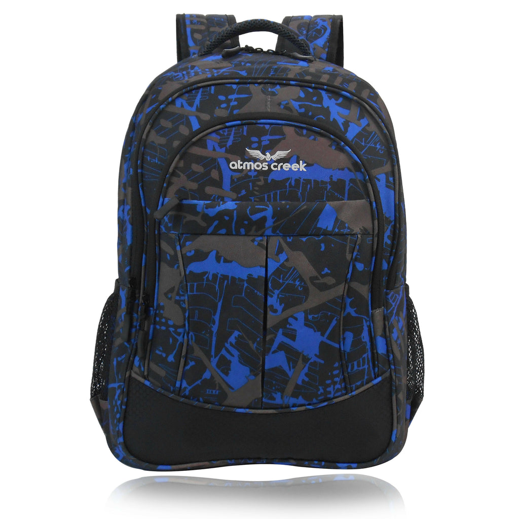 Atmos Creek YASS Casual Backpack with laptop sleeve for boys and girls