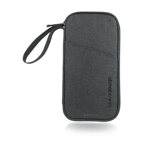 f91199fd36e5 RFID Travel document organizer Passport card holder | Atmos Creek