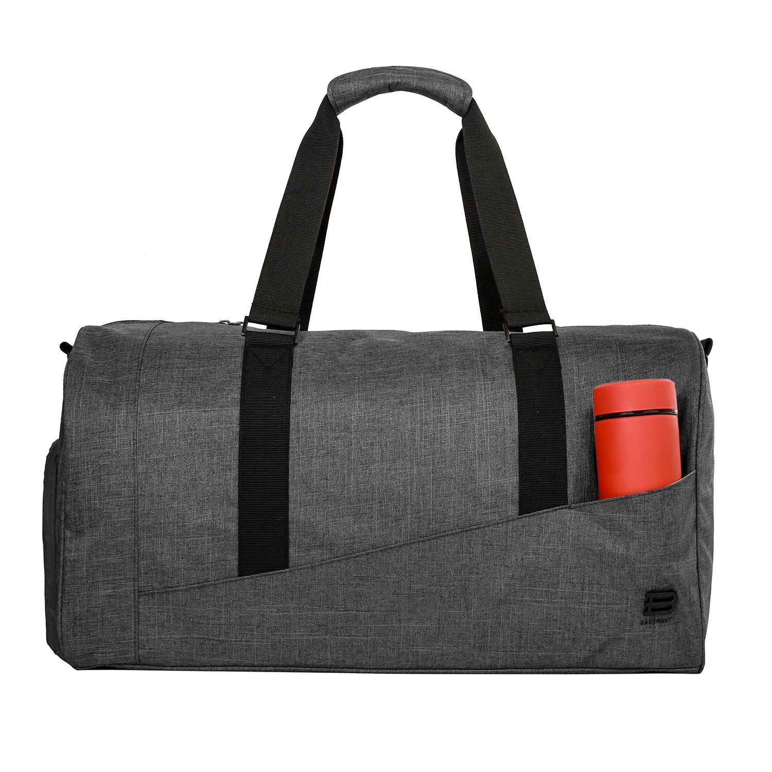 Travel Bag Large Capacity Carry on Luggage Bag Nylon Travel Duffle Shoe Pocket Overnight Weekend Bags Travel Tote
