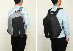 Original anti theft Backpack with USB charging