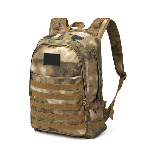 Pubg Level 3 Battleground Camouflage Tactical Backpack Atmos Creek