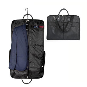 Garment Bag With Handle Lightweight Suit Bag Business Men Travel Bags For Suits Atmos Creek