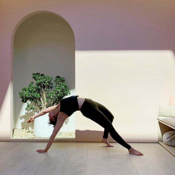 Yoga Q+A with Maya Moverman