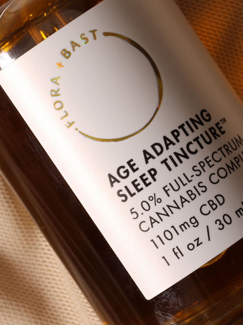 Age Adapting Sleep Tincture