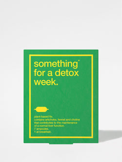 Biocol Something for a Detox Week Box Front